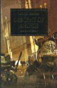 The Descent of Angels by Mitchel Scanlon Horus Heresy book 6 Gold First Edition paperback (2007)